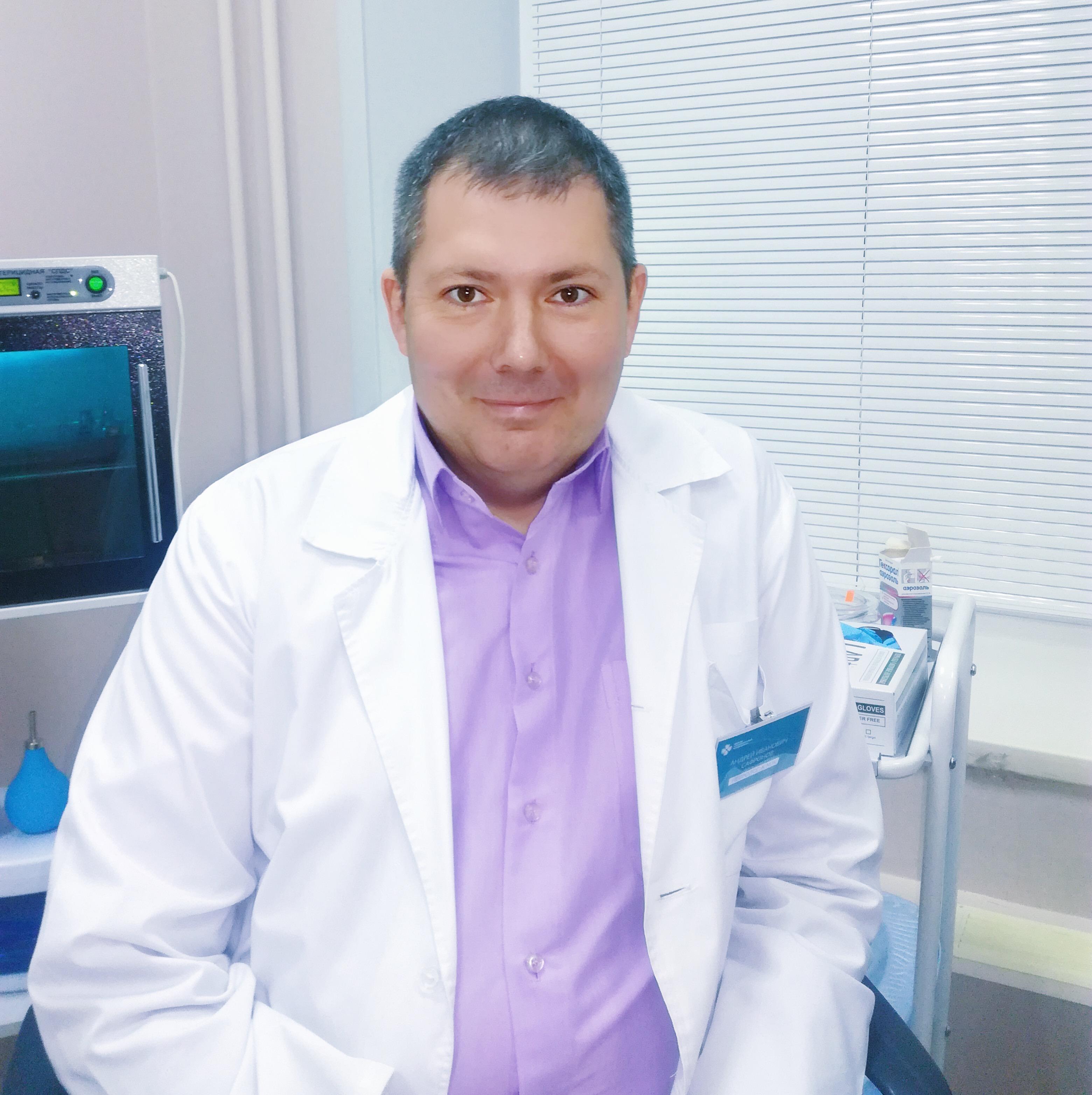 Сафронов невролог