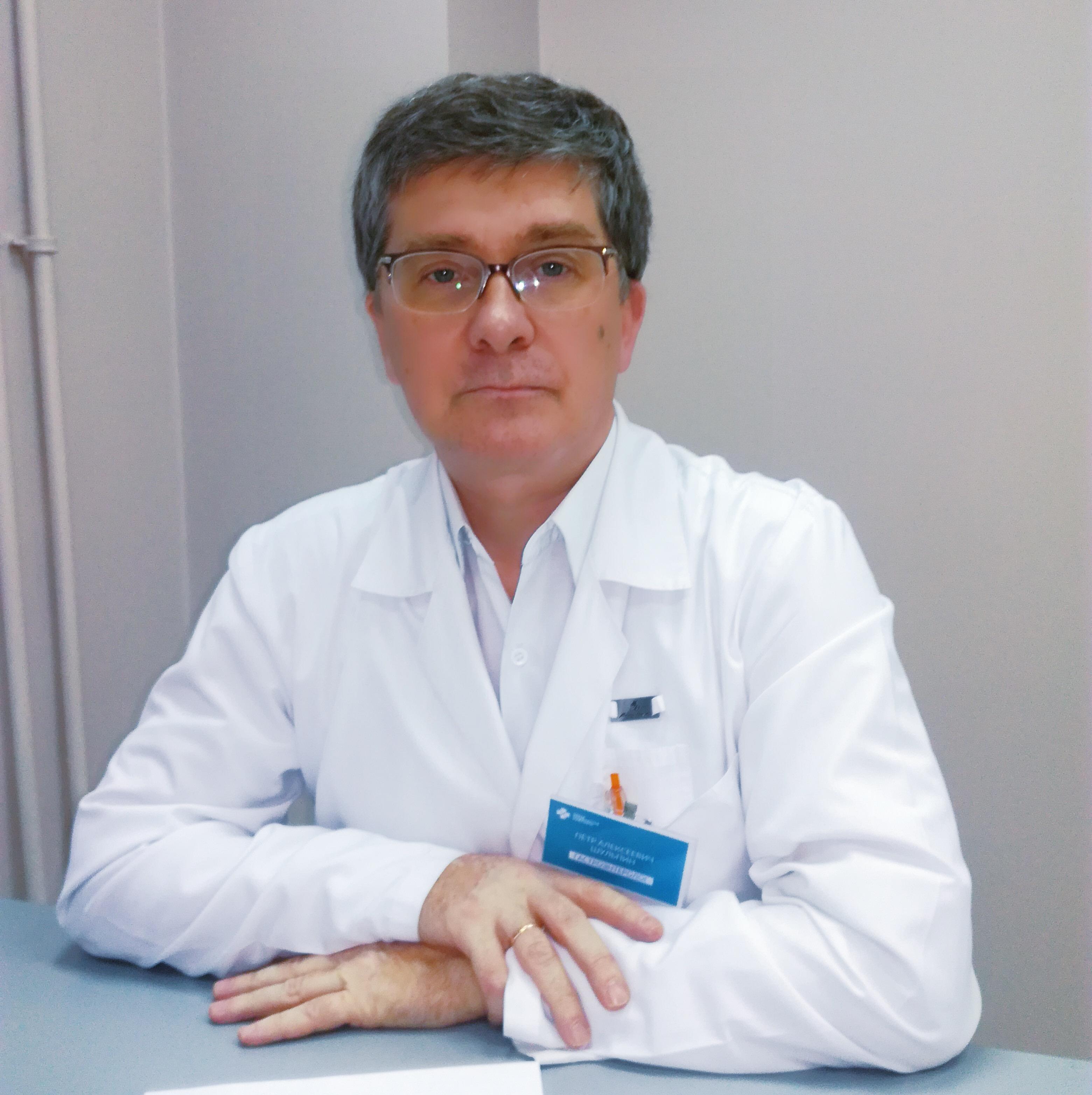 Шульпин Пётр Алексеевич
